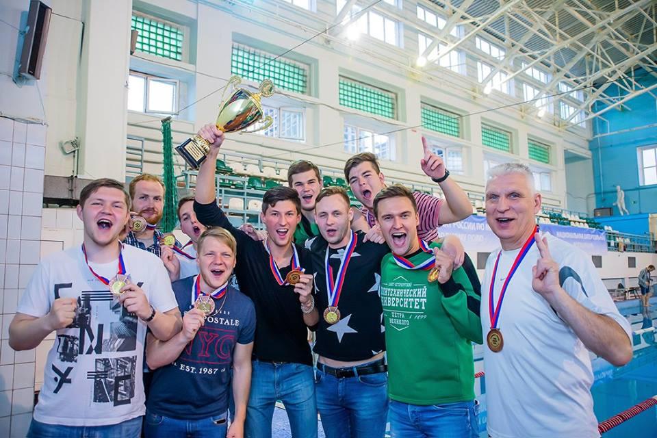 Большой успех: сборная по водному поло завоевала бронзу на чемпионате России среди команд НЛЛР