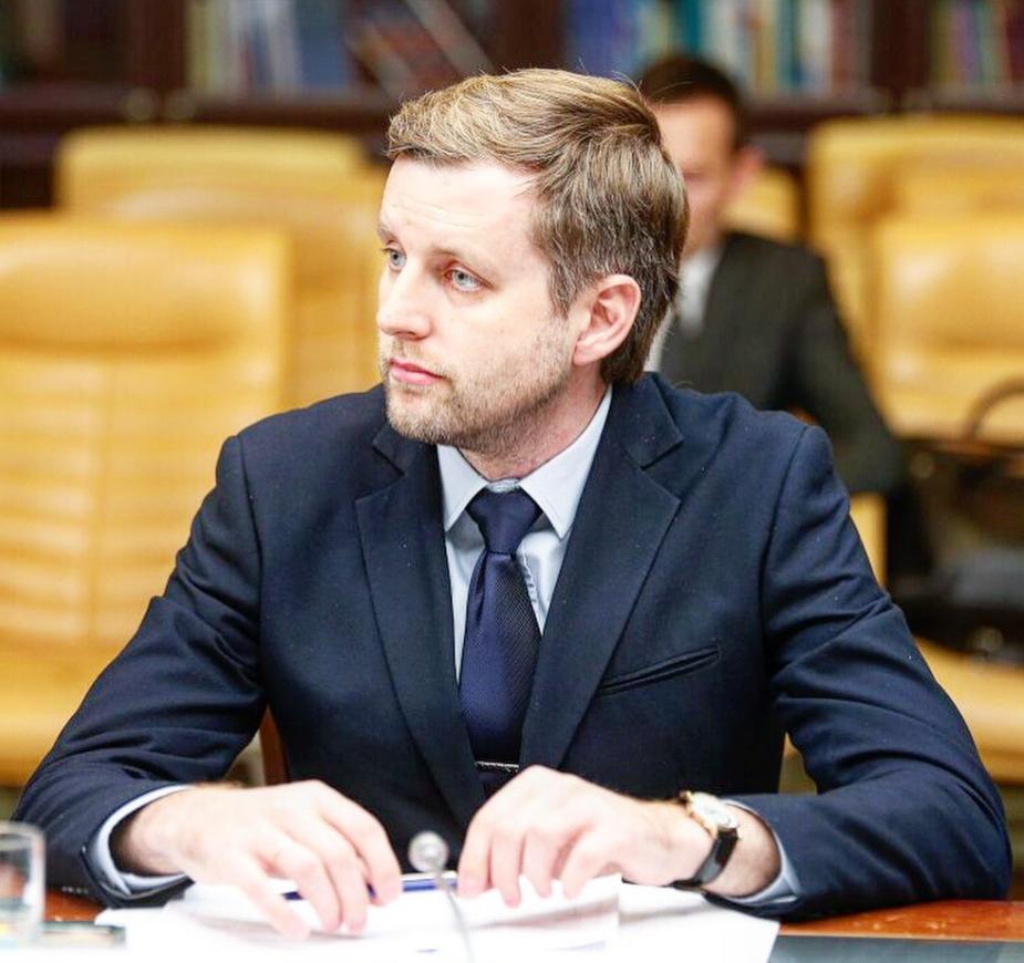Роман Ольховский - заместитель председателя экспертного совета Министерства спорта Российской Федерации!