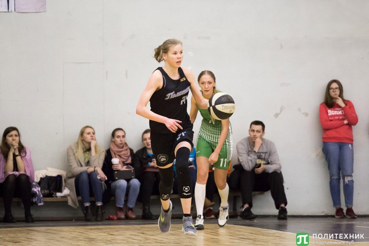 Два дня, две игры, две победы: баскетболистки Политехнического вышли в Суперфинал Лиги Белова