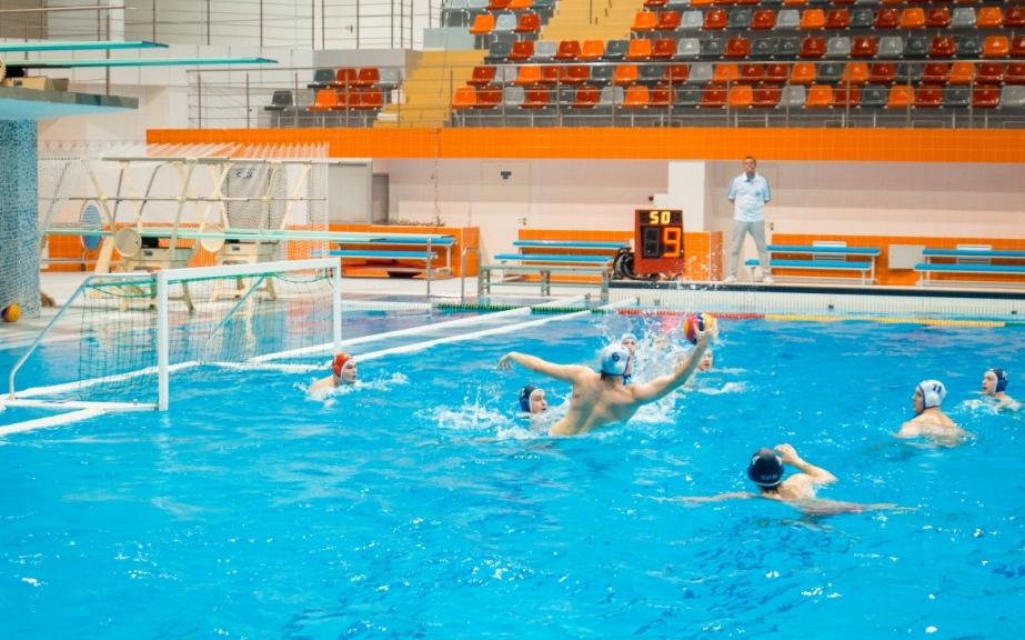 Сборная Политеха по водному поло завоевала второе место на чемпионате ВУЗов города