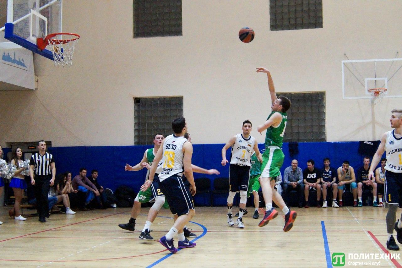 Покоряем баскетбольные высоты: судьба сборных Политеха в чемпионате АСБ