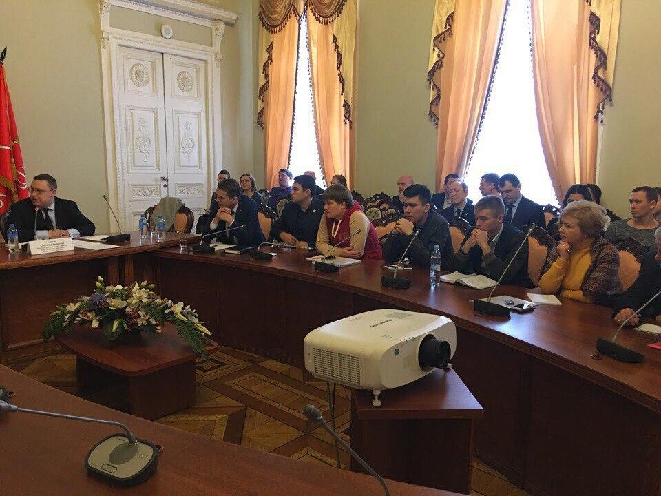 Представители центров ВФСК ГТО поделились опытом в рамках семинара Северо-Западного федерального округа