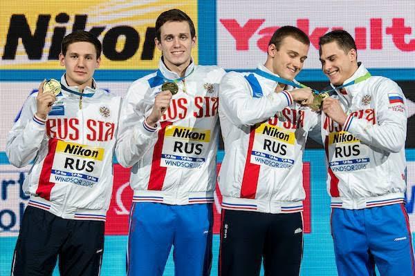 Политехник Кирилл Пригода завоевал три золота на чемпионате Мира по плаванию на короткой воде
