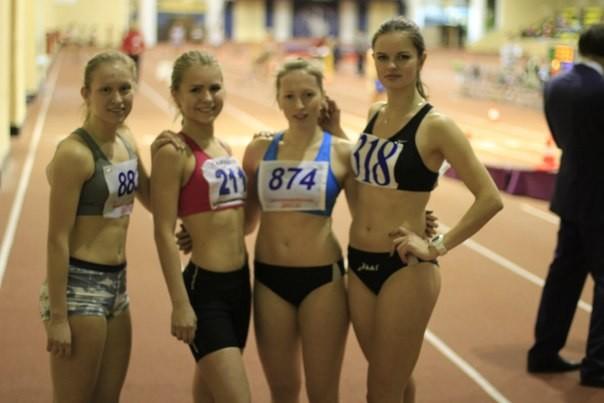 Чемпионат ВУЗов Санкт-Петербурга по легкой атлетике