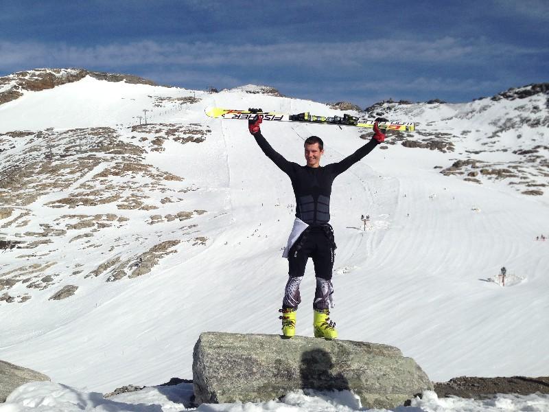 Первенство Санкт-Петербурга по горнолыжному спорту