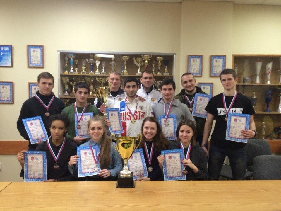 Открытый чемпионат высших учебных заведений санкт-петербурга по боксу