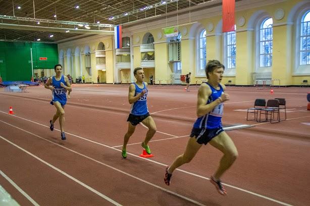 Чемпионат Вузов по легкой атлетике