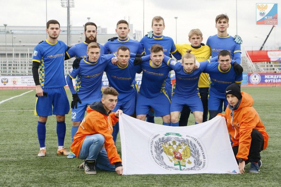 Политехники в Казани: обзор матчей первого тура Первой группы НСФЛ