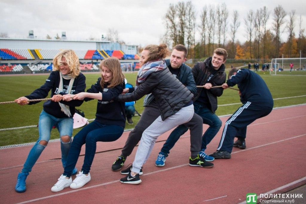 Более трехсот участников посетило День спорта ИПМЭиТ
