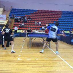 Универсиада России по настольному теннису в Пензе