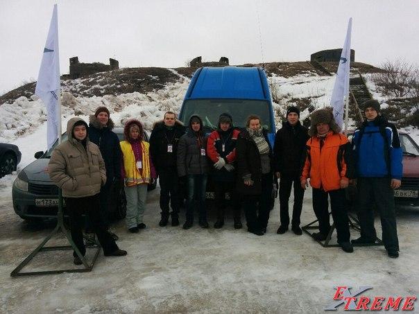 Первый этап Чемпионата и Первенства Санкт-Петербурга по автомобильному многоборью