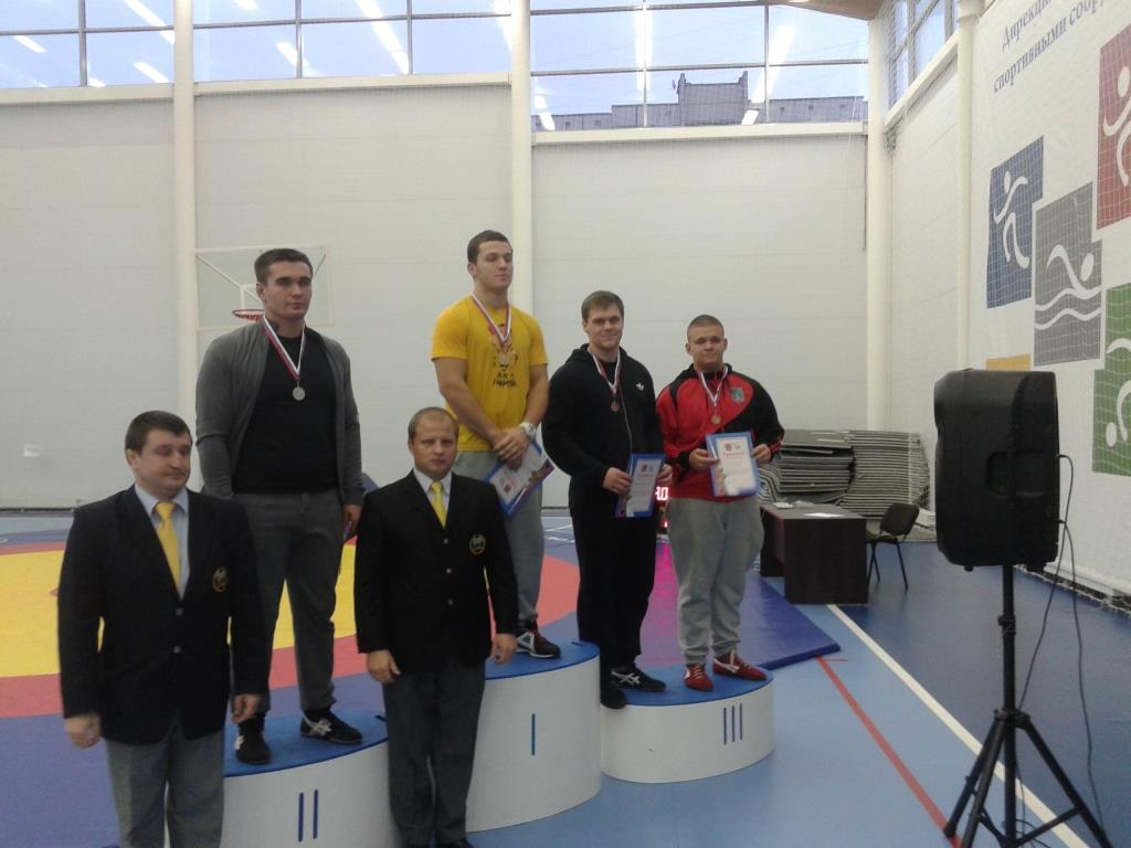 Чемпионат ВУЗов Санкт-Петербурга по греко-римской борьбе