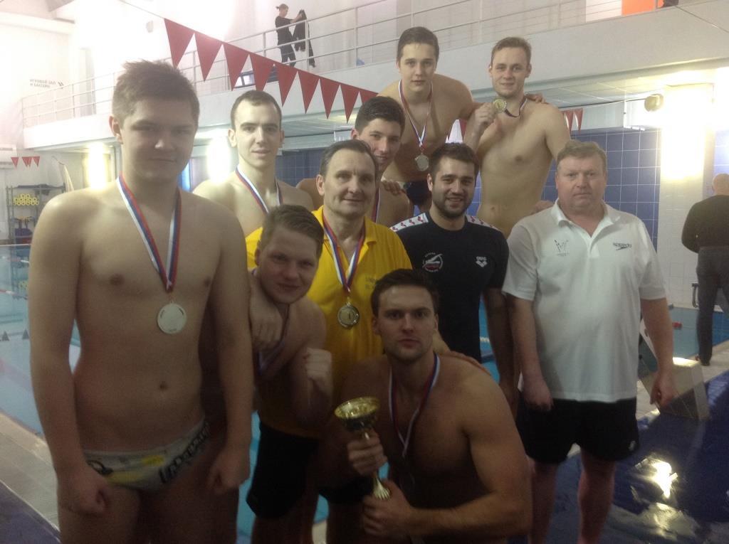 Чемпионат любительской лиги СПб 2015