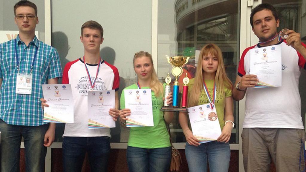 Шах и мат: команда Политеха – призер Всероссийской универсиады