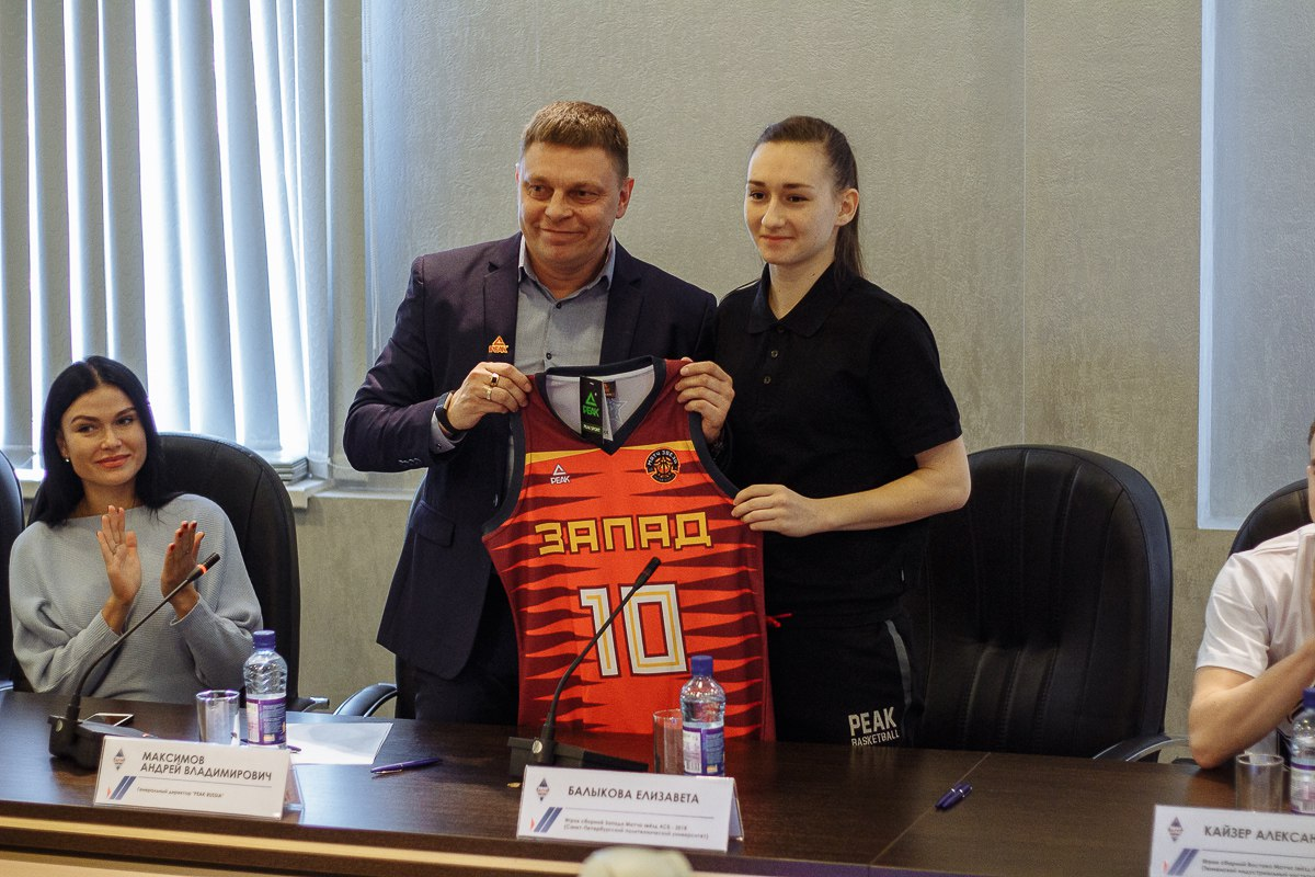Капитан женской сборной по баскетболу подписала контракт с РЕАК