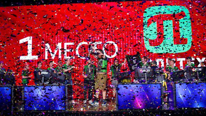 Киберспортсмены Политеха отстояли звание Чемпионов России
