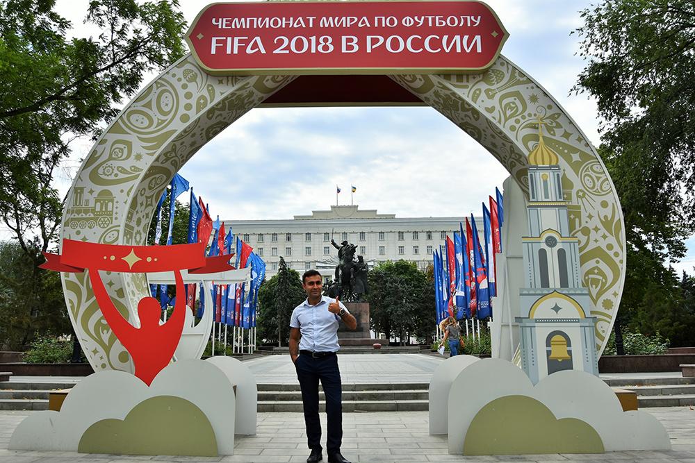 Политех принял участие во Российско-Германском молодёжном проекте «Футбол объединяет»