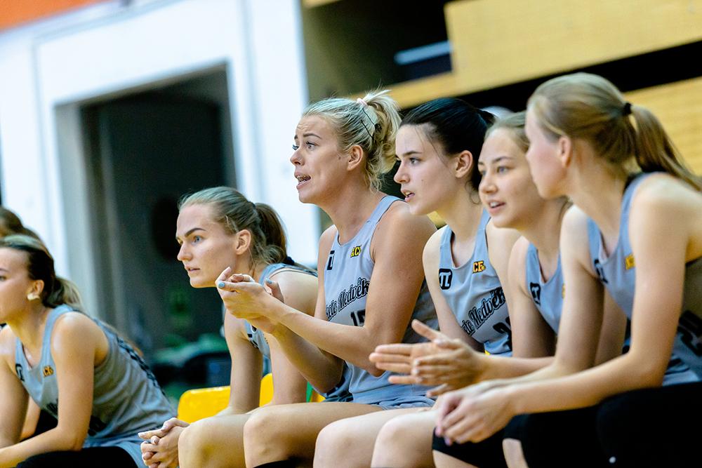 Баскетболистки Политеха вошли в ТОП-5