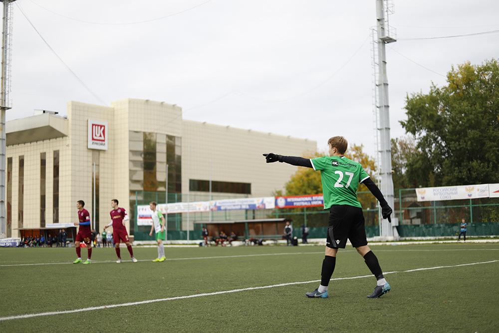Футбол. НСФЛ. Пермь.