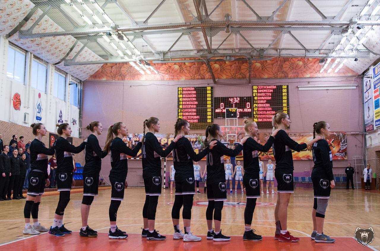 «Черные Медведи – Политех» выиграли регулярный чемпионат женской Суперлиги 2