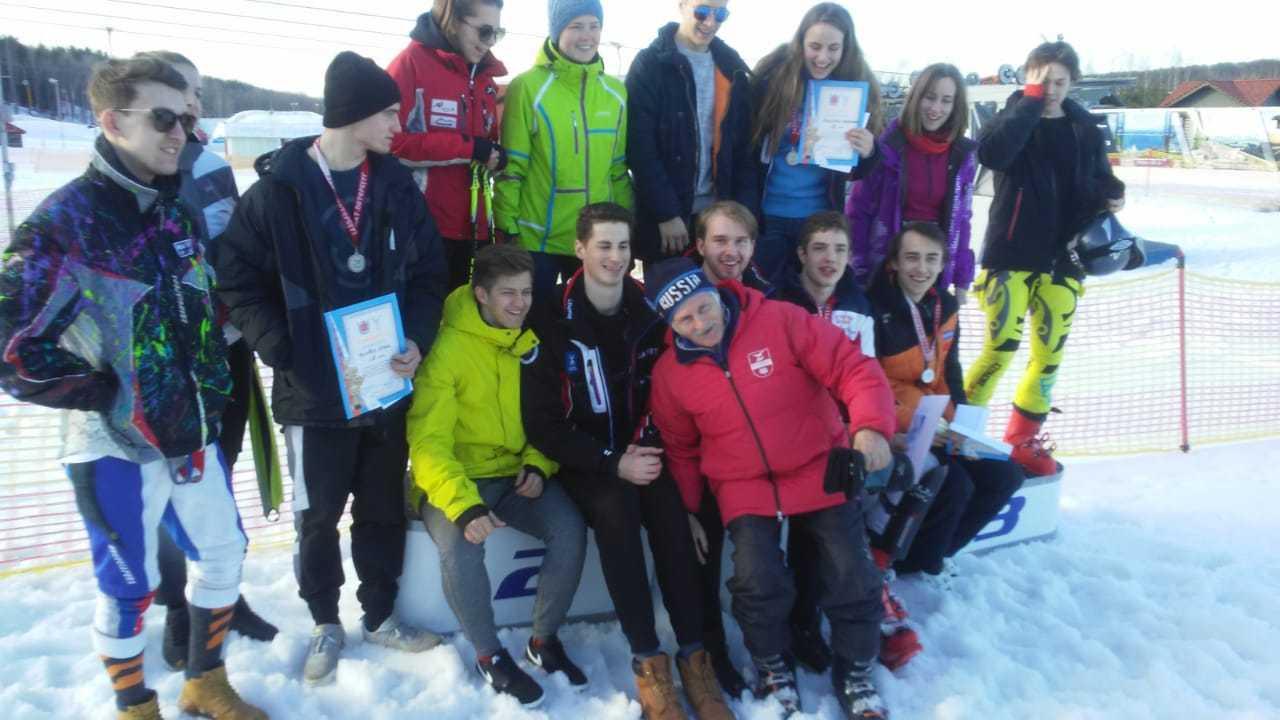 Горнолыжники Политеха – чемпионы Санкт-Петрбурга