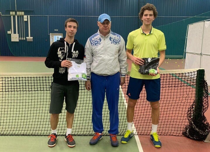 Политехники в большом теннисе
