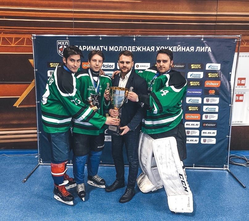 Лучшие игроки студенческой хоккейной лиги «Матч Звёзд»
