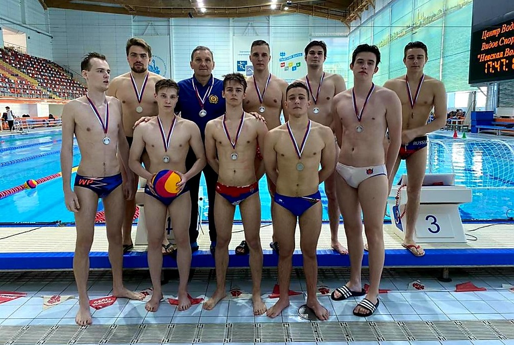 Чемпионат вузов Санкт-Петербурга по мини водному поло