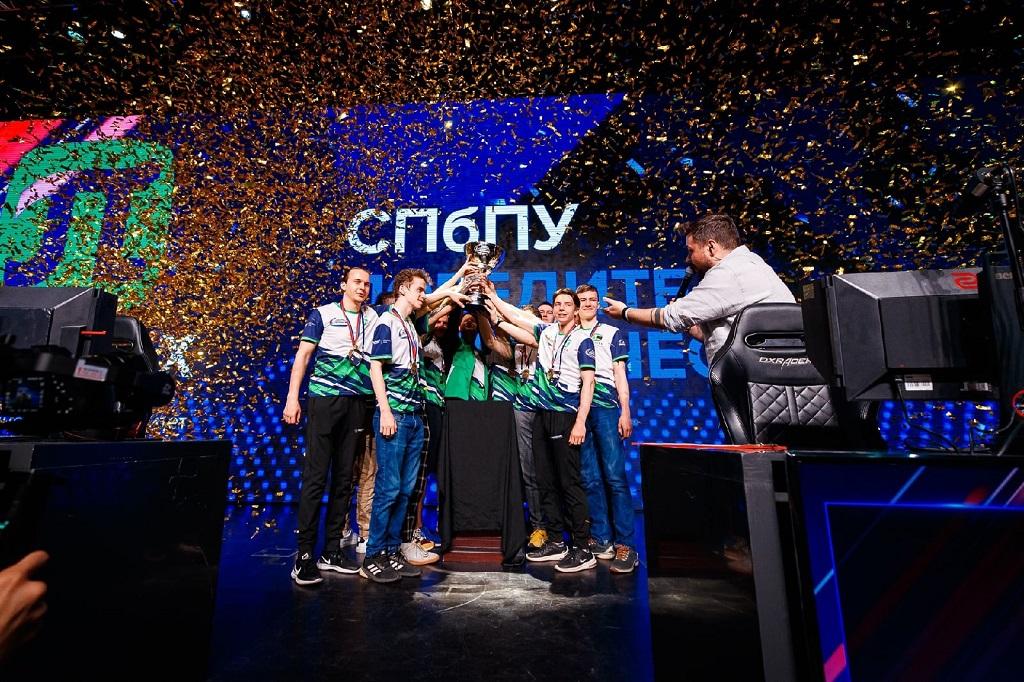 Политех - победитель пятого сезона Всероссийской киберспортивной студенческой лиги