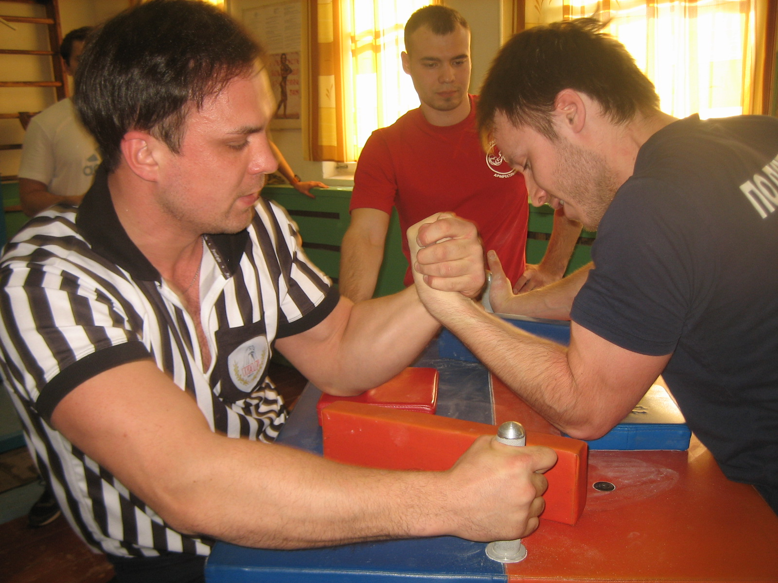 Чемпионат СПбПУ по армспорту 2015 года