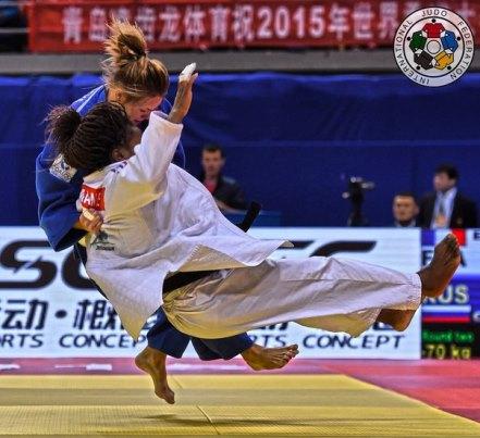 Judo Grand-Prix Qingdao 2015