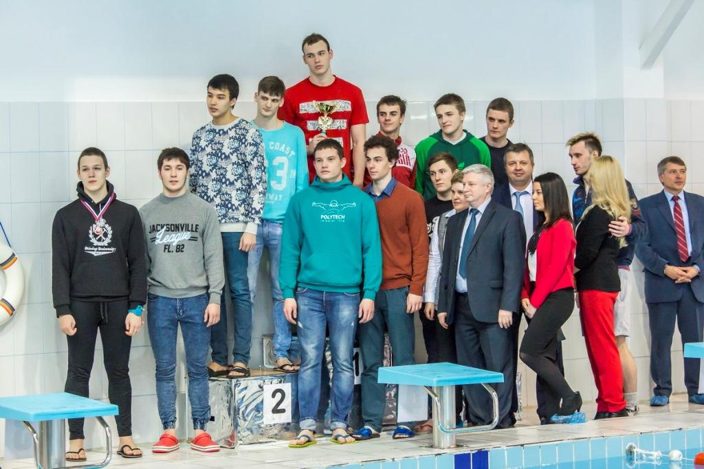 28 марта 2015 года в бассейне «Межвузцентра» прошло открытое Первенство вузов (участников федерального проекта «500 бассейнов») по плаванию.
